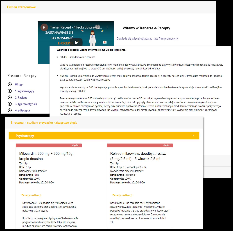 Wskazówki ipodpowiedzi dotyczące wystawiania e-Recept