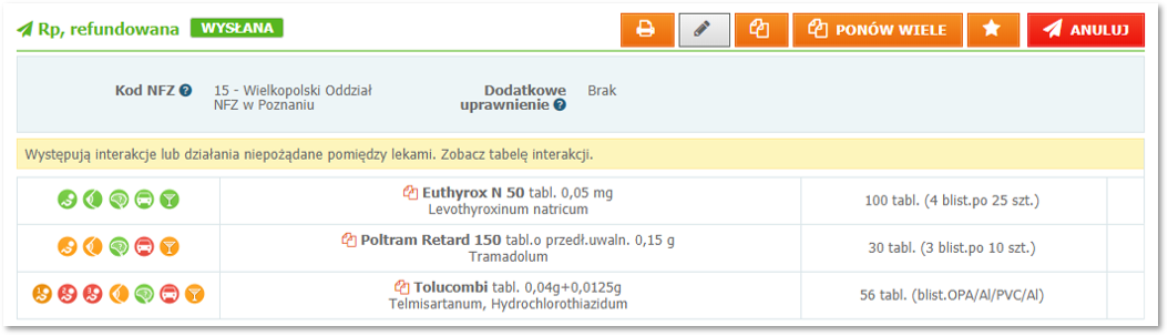 e-Recepta wsystemie Mediporta